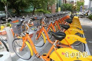 緊急輪流限電 台中市政府:iBike可還不可借