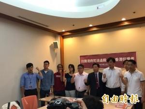 黃之鋒恐遭監禁 林飛帆:港府讓香港法治蕩然無存