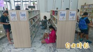 台南改造27年歷史柳營圖書館 重新出發