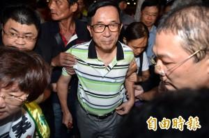 阿扁想參加世大運開幕 陳致中:等中監同意