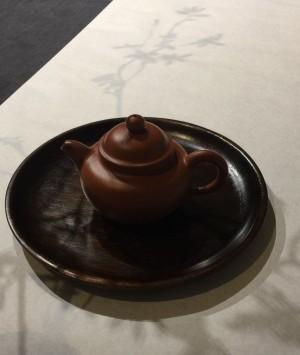 日人戶倉恆信 教授大家茶具選擇與搭配