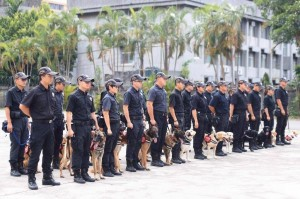 協助世大運 2千多警校生、替代役上陣