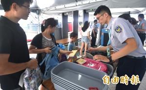 世大運維安警戒! 傳疑有IS成員入境台灣