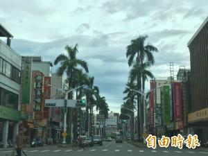 颱風假風雨未如預期 屏東縣府:因颱風路徑南修