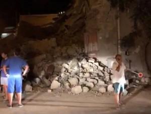 義大利知名觀光島發生4.0地震 至少1死25人傷