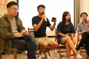 黃之鋒等三人入獄 港民團籲蔡多關注香港