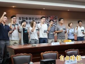 香港首現政治犯 林飛帆:全世界民主政體警訊