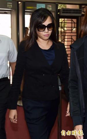 華南少東跟監妻子案 吳欣盈作證看22張與星籍男親密照