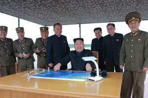 北韓證實射火星12飛彈 金正恩狂言:這只是前奏!