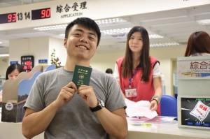戶政事務所「代辦護照」 新北已先行3年