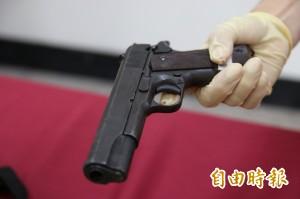 向「阿公級」手槍說再見!  陸軍編3.6億買新槍