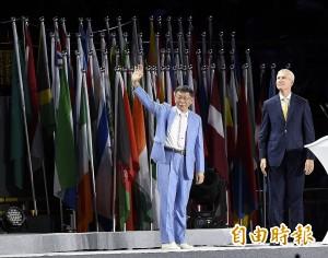 世大運完美落幕  柯P:不論有名無名,都是台灣英雄!