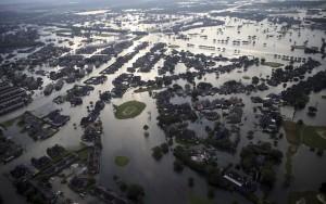 哈維颶風重創美國 唯一一筆外國捐款來自台灣...