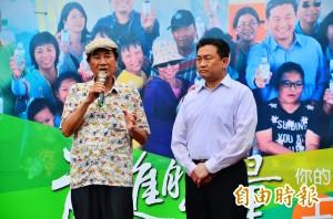 王定宇選市長遭質疑立委任期 陳唐山這麼回應…