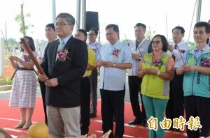 A7站區段徵收公共工程竣工 鄭文燦:還有諸多問題懸而未解