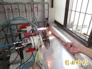 新型焚化設備 解決寺廟金爐空污還能發電