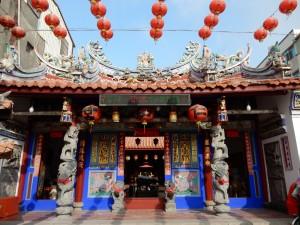 面積不大的媽祖廟財牛加持 蟬聯績優宗教團體10年