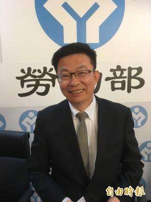 郭國文辭勞動部政次 回台南「政治任務分工」