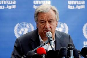 天災頻傳 聯合國秘書長:綠色經濟才是未來經濟