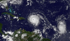 5級颶風艾瑪重創加勒比海島嶼 釀嚴重災情