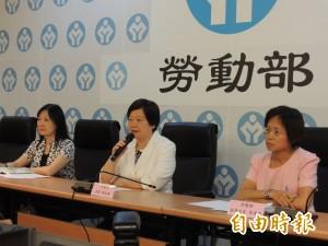 勞動部長留任 林美珠:年紀大了很辛苦