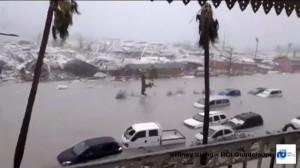 艾瑪肆虐加勒比海多人罹難 美國佛州剉咧等
