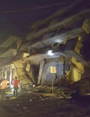 墨西哥8.1強震侵襲!多處房屋倒塌已釀33死