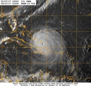 史上最大颶風「艾瑪」強度逼近極限值! 鄭明典這樣解釋