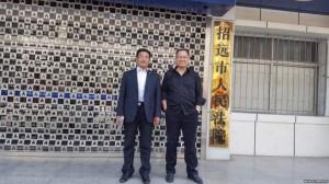 言論能危害國家安全? 中國律師恐被吊銷執照