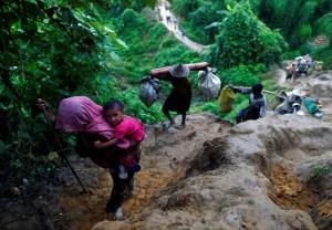 聯合國中止羅興亞人道救援 紅十字會取而代之