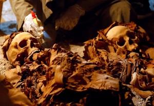 埃及考古新發現!3500年前御用金匠木乃伊出土