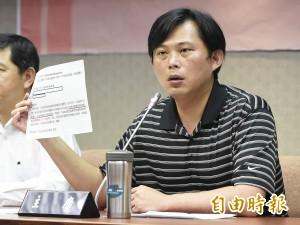 李明哲被認罪 黃國昌批中共「比刑求還恐怖的審判」