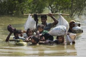緬甸羅興亞危機 聯合國專員:教科書上種族清洗範例