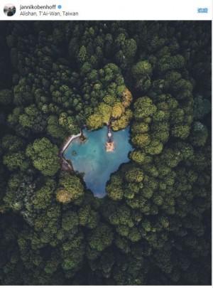 人間仙境!  17歲德國攝影師 讓世界看見台灣之美