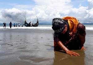 翁山蘇姬不認屠殺羅興亞人!孟加拉:這就是種族滅絕