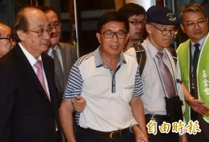獲邀參加民進黨924全代會 陳水扁確定不出席!