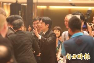 閣揆身份首回台南   賴清德:回家睡得比較好