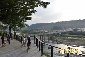 慢遊大溪老城不設限 立足崖線步道、景點看透透