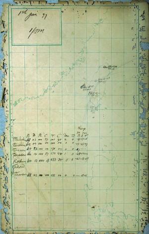 官方首張天氣圖曝光 中央氣象局歷史展示今起預約
