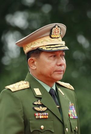 羅興雅危機   緬甸國防總司令:他們自找的