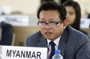 出爾反爾? 聯合國調查人員欲入緬甸遭拒