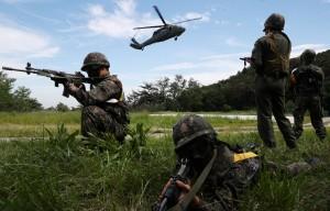 性別平權! 南韓男性士兵每日有1小時育兒假