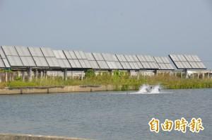 比養水種電大10倍 林邊485公頃廢棄農地可設立太陽能
