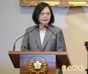 蔡英文籲啟動憲政改革 段宜康:令人振奮!