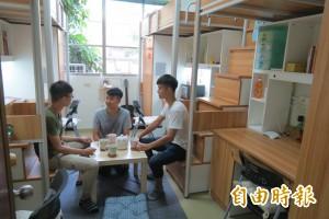 全台最爛宿舍進化!興大男宿改造成高CP值日式和風房