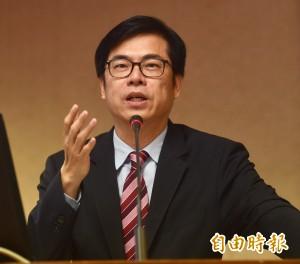 統促黨背後疑有中資 陳其邁:國安單位應啟動調查