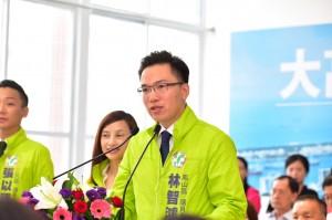 林智鴻批韓國瑜議會旁聽「作秀」 無助市民支持