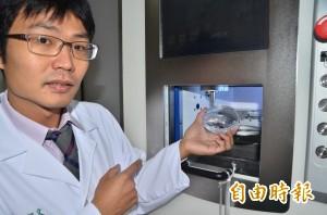 醫訊》電腦也會做假牙! 掃瞄、設計、齒雕一條龍