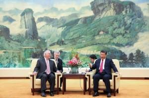 美國務卿提勒森訪中 透露「與北韓已有溝通管道」