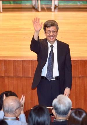 陳建仁:政治因素 讓台灣參與國際議題備受挑戰